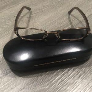 Fendi Eyeglasses Brown Mocha FullRim Oval F943 208
